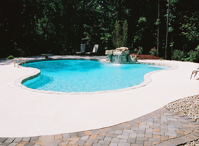 Your pool guy for Inground pool coping paint